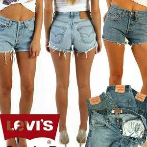 🎉Sale🎉501 Levi's festival shorts